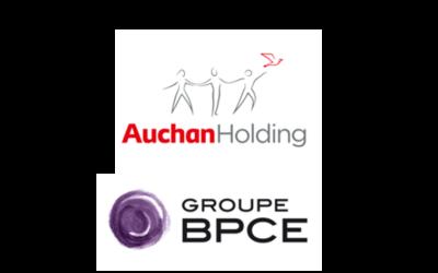 Le Groupe BPCE finalise l'acquisition de 50,1 % du capital de Oney Bank aux côtés d'Auchan Holding