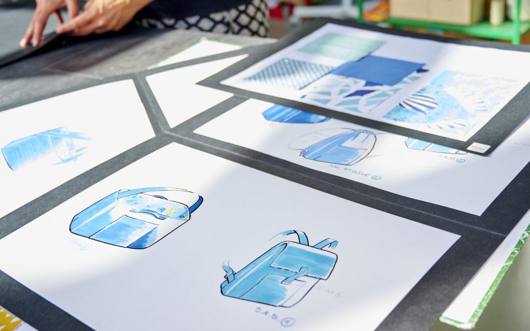 Blancheporte et le Plateau Fertile lancent la production de leur collection capsule réalisée à partir d'invendus