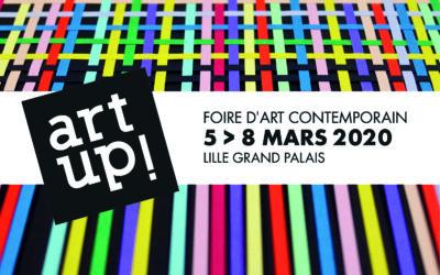 Du 5 au 8 mars, Art Up! tisse des liens entre art contemporain et univers textile