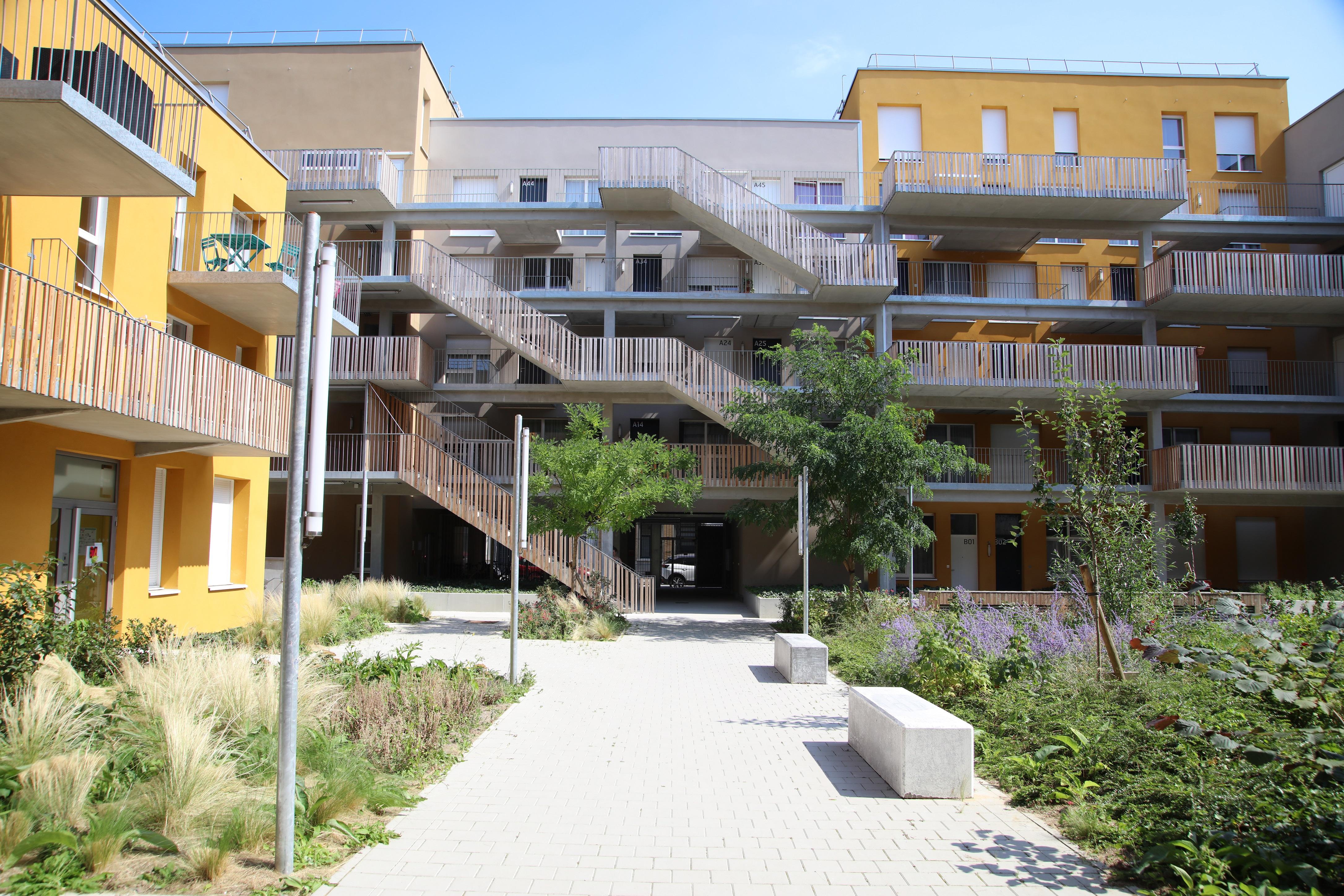 Inclusion & innovation sociale > A Lille, la résidence Rives se dote d'un Tiers-Lieu baptisé La Voisinerie