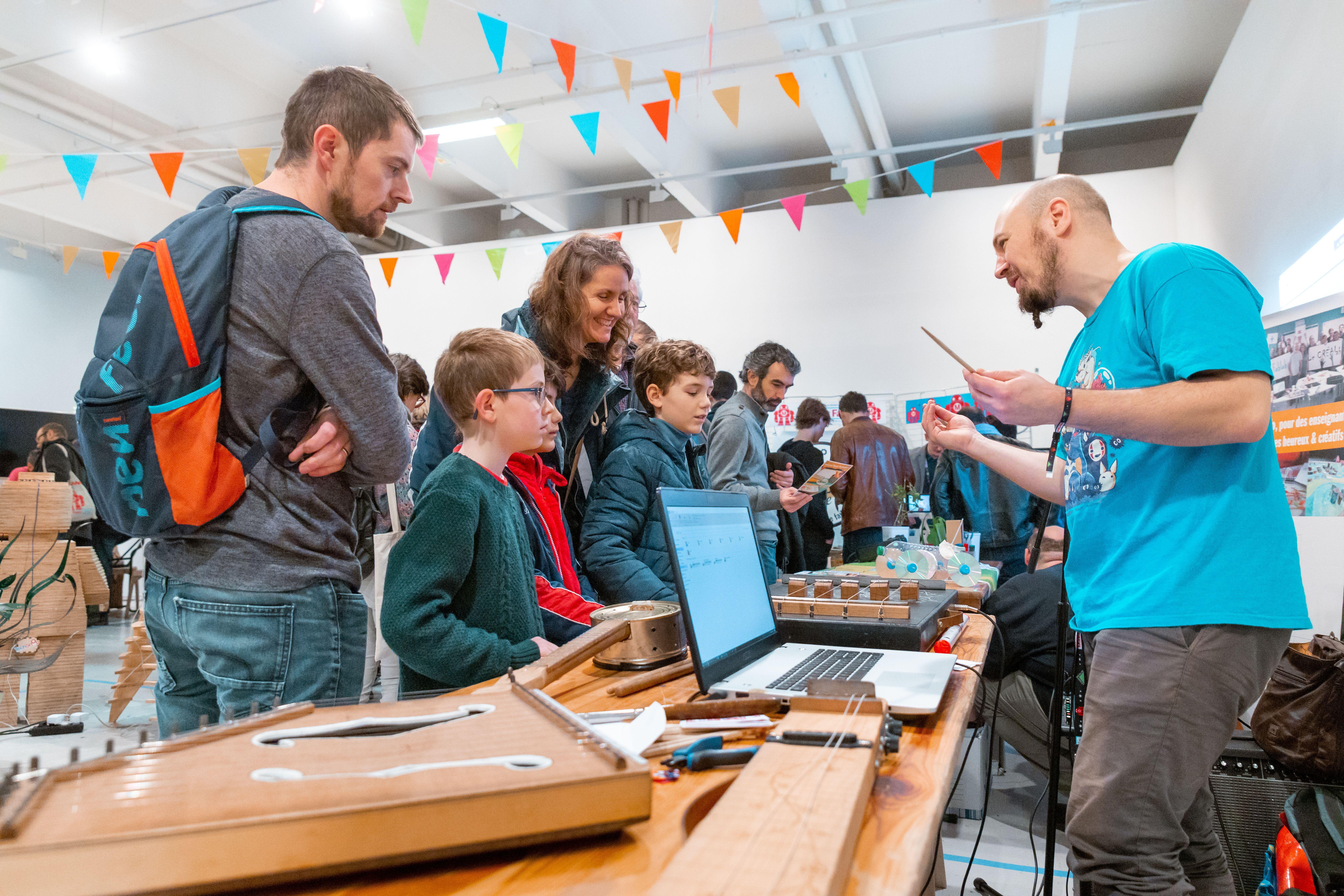 22 > 24 novembre 2020 – Maker Faire Paris