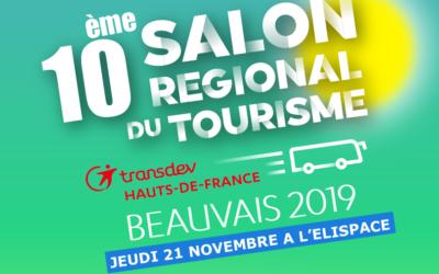 Jeudi 21 Novembre, Salon régional du tourisme Transdev Hauts-de-France : une centaine d'exposants pour une large variété de voyages et séjours