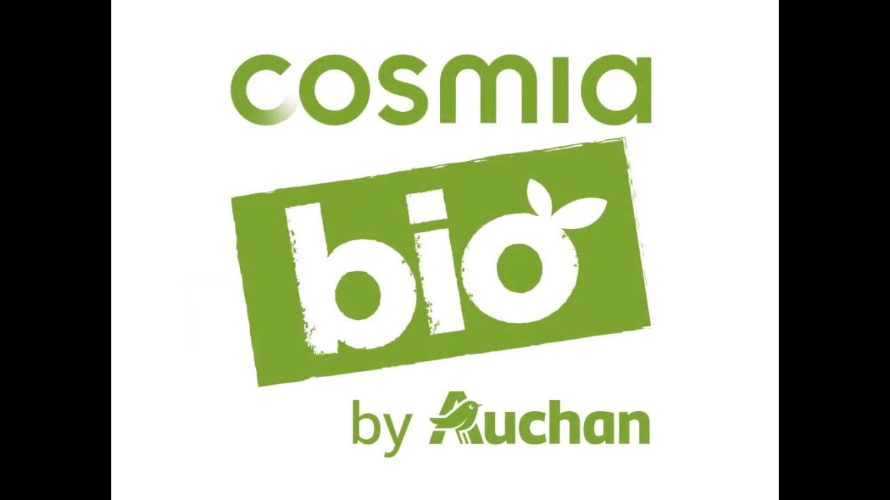 Auchan Retail lance Cosmia bio