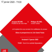 Lille Grand Palais_INVITATIONPRESSEJAN2020