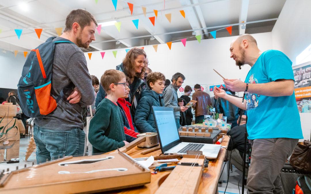 Du 3 au 5 avril 2020, Maker Faire Lille fait escale à la Gare Lille Saint Sauveur. L'appel à Makers est lancé !