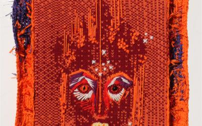 Art Up!, la foire d'art contemporain de Lille, fait la part belle à l'art textile contemporain, un art d'avenir.