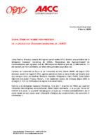 200206. CP Nomination Lionel Damm AACC