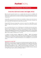 2020_02_17_Auchan Retail_ CP Nomination Olivier MALVEZIN