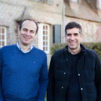 Sencrop_ M.Ducroquet et M.Bruniaux