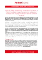 2020_03_21 Auchan Retail France_CP Prime 1000 euros