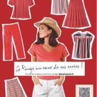 Blancheporte_Catalogue intelligent_Page rouge