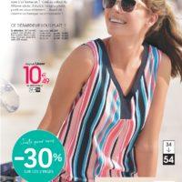 Blancheporte_Catalogue intelligent_Page t-shirt
