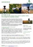 20200707 Invitation presse Sencrop Lucenay