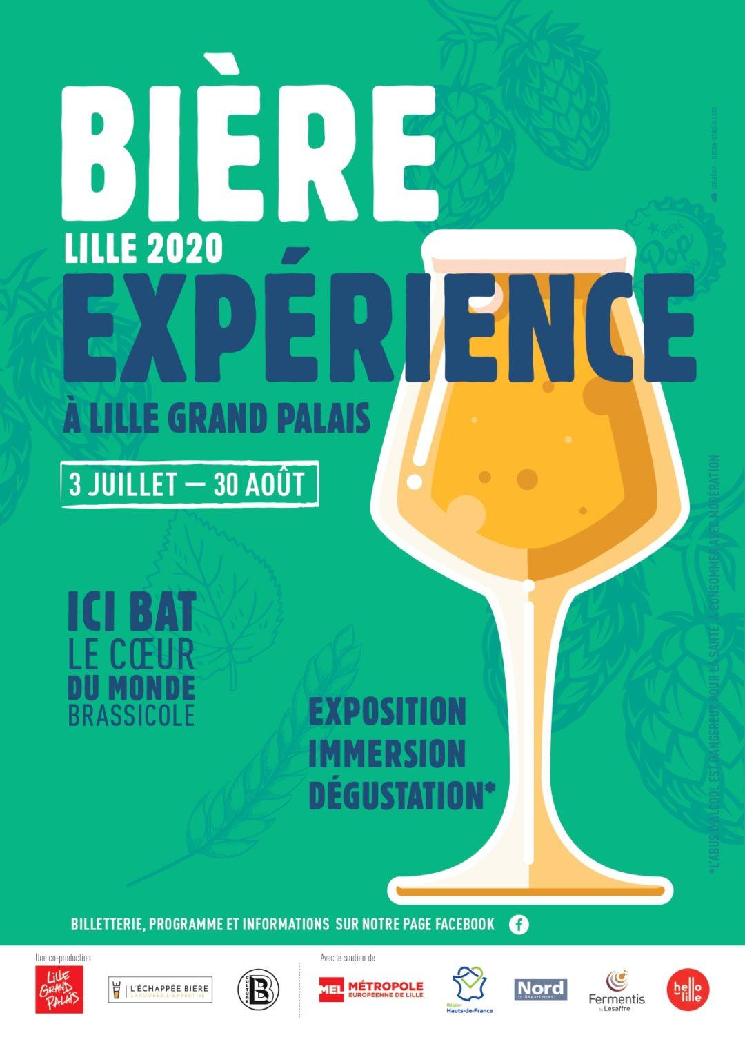Bière Expérience