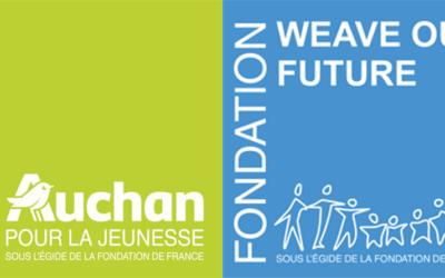 Les fondations Auchan Retail soutiennent 17 projets de lutte contre le Covid-19 et ses conséquences