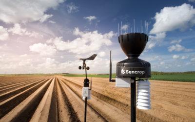 La coopérative agricole Le Gouessant fait le pari d'une agriculture connectée et installe un réseau de 40 stations agro-météo sur son territoire