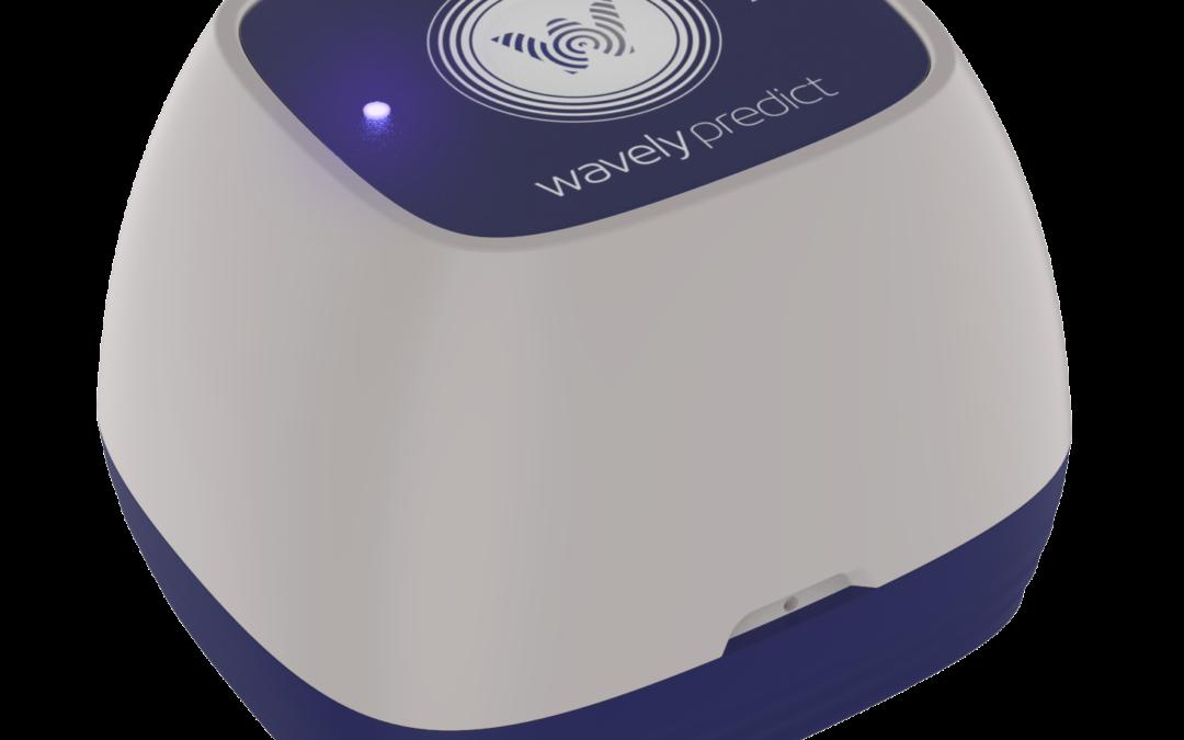 Wavely lance Wavely Predict, un capteur intelligent et connecté, dédié à la maintenance prédictive pour l'industrie 4.0