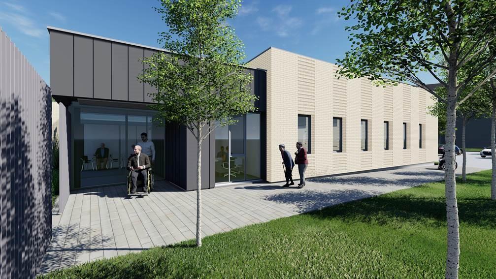 A Saint-Amand les Eaux, l'ADH lance le chantier du nouveau centre de dialyse