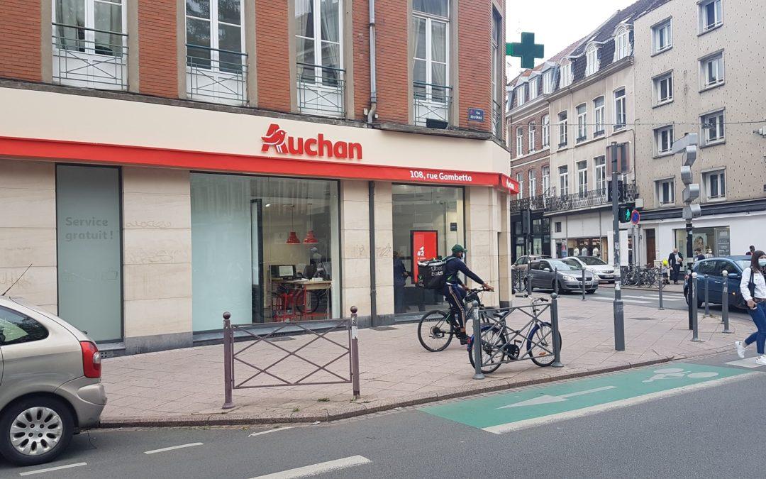Auchan Retail à la reconquête du centre-ville avec Auchan Piéton
