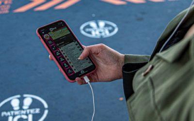 Première dans les transports urbains : A Dunkerque, la fréquentation des bus en temps réel sur l'application mobile du réseau