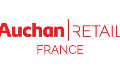 Dès lundi 2 novembre, par mesure de solidarité, Auchan met à disposition ses plateformes physiques aux commerçants touchés par la fermeture de leur magasin