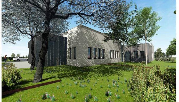 A Lambres-Lez-Douai, l'ADH lance le chantier d'un nouveau centre de dialyse