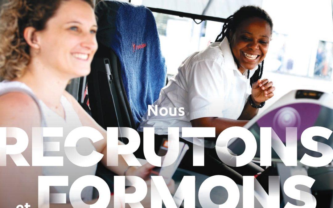 Transdev Hauts-de-France lance son académie et recrute des apprentis, futurs conducteurs, pour ses filiales Transdev Cap et Transdev Picardie