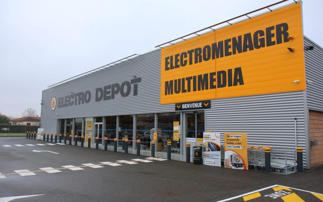 A Albi, un nouveau magasin Electro Dépôt ouvre ses portes