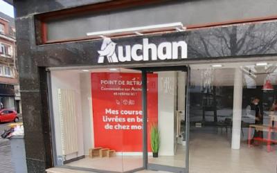 Ouverture d'un nouveau Auchan Piéton à Valenciennes – Auchan Retail engage la conquête des centres-villes
