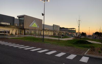 Le 9 mars 2021, Leroy Merlin ouvre les portes de son nouveau magasin à Villeneuve-lès-Béziers
