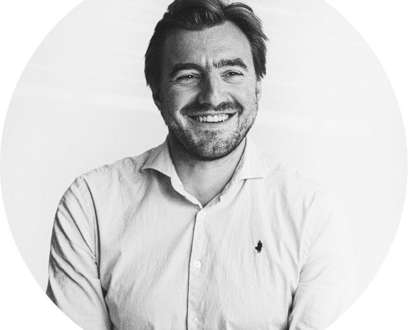 Martin Huberlant est nommé Chief Financial Officer de Woop
