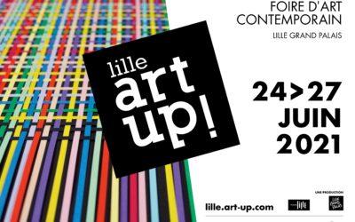 Du 24 au 27 juin, Lille Grand Palais inaugure sa saison avec Art Up!