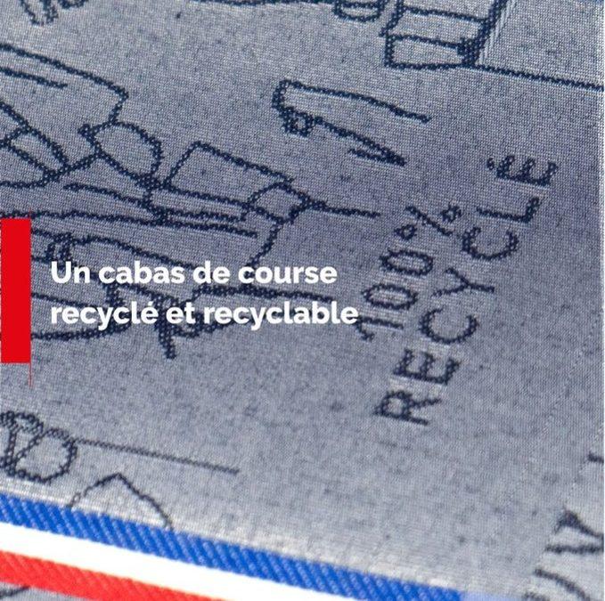 Auchan et Les Tissages de Charlieu créent une filière française textile d'économie circulaire