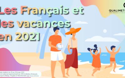 Etude Qualimetrie – Les Français et les vacances en 2021