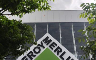 Le 22 Juin, Leroy Merlin ouvre les portes de son nouveau magasin  à Grand Parilly