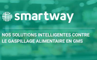 Pour lutter contre le gaspillage alimentaire, Smartway et SES-imagotag allient leurs technologies et lancent une solution inédite de détection des produits en date courte