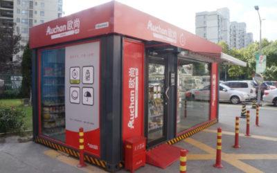 Auchan Retail Chine lance avec Hisense un concept d'ultra proximité alimentaire inédit : Auchan Minute