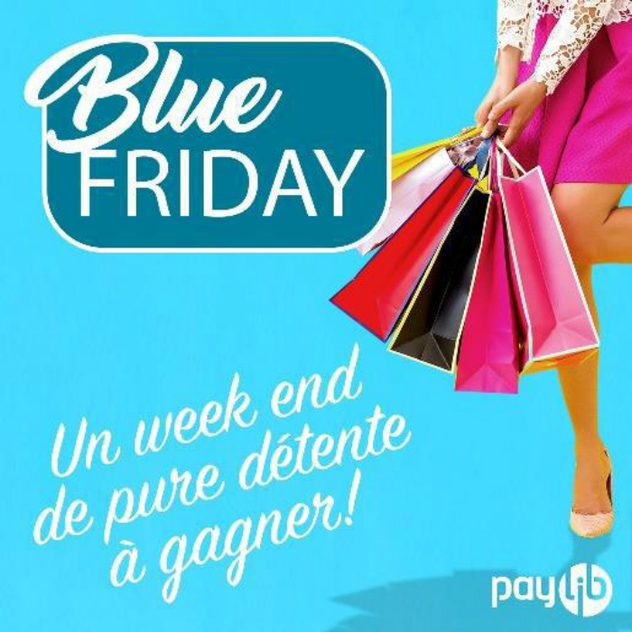Paylib réinvente le Black Friday : place au « Blue Friday » du 17 au 26 novembre.